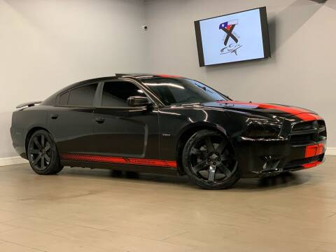 2011 Dodge Charger for sale at TX Auto Group in Houston TX