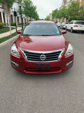 2015 Nissan Altima for sale at Pak1 Trading LLC in South Hackensack NJ