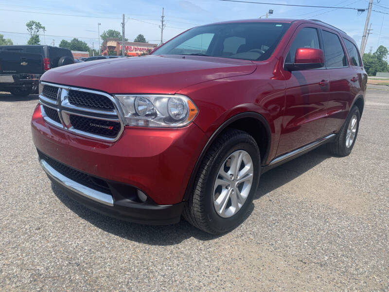 2013 Dodge Durango for sale at Safeway Auto Sales in Horn Lake MS