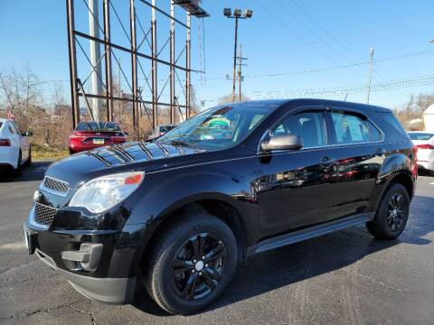 2015 Chevrolet Equinox for sale at Shaddai Auto Sales in Whitehall OH