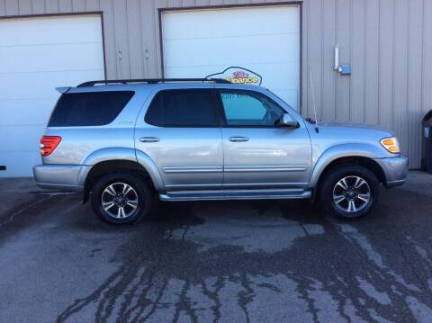 2002 Toyota Sequoia for sale at The AutoFinance Center in Rochester MN