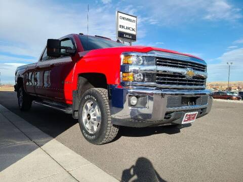 2015 Chevrolet Silverado 2500HD for sale at Tommy's Car Lot in Chadron NE
