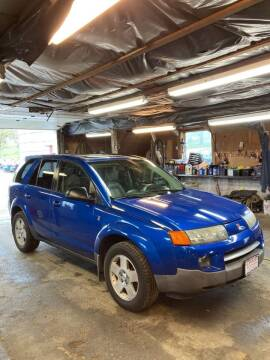 2004 Saturn Vue for sale at Lavictoire Auto Sales in West Rutland VT
