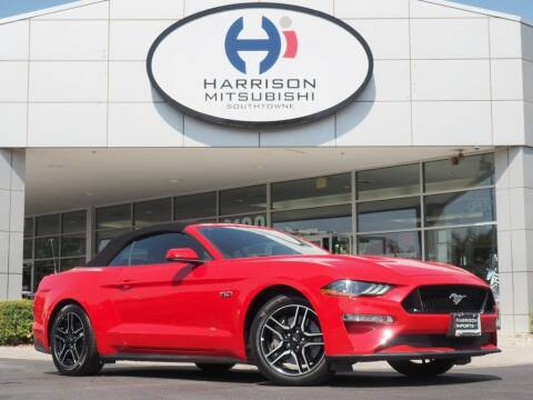 2019 Ford Mustang for sale at Harrison Imports in Sandy UT