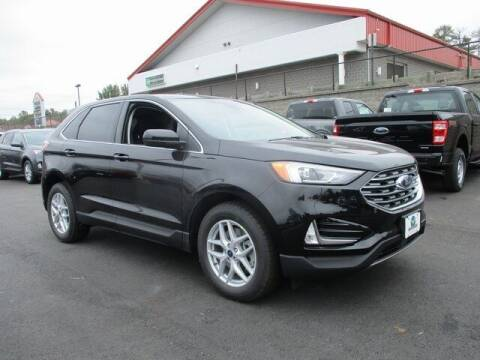 2021 Ford Edge for sale at MC FARLAND FORD in Exeter NH