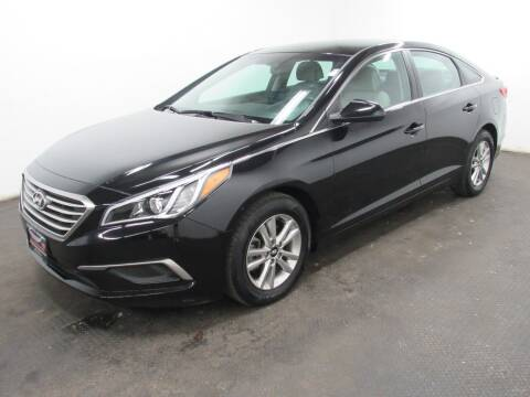 2017 Hyundai Sonata for sale at Automotive Connection in Fairfield OH