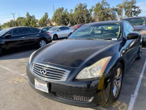 2009 Infiniti G37 Coupe for sale at Boktor Motors in North Hollywood CA