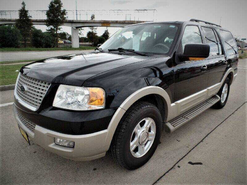 2006 Ford Expedition for sale at SARCO ENTERPRISE inc in Houston TX