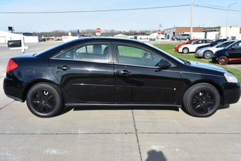 2006 Pontiac G6 for sale at QUAD CITIES AUTO SALES in Milan IL