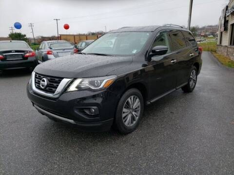 2017 Nissan Pathfinder for sale at Hi-Lo Auto Sales in Frederick MD