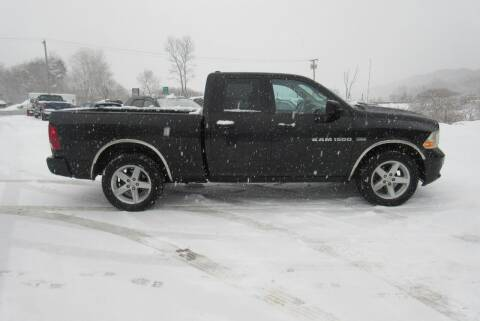 2012 RAM Ram Pickup 1500 for sale at Clearwater Motor Car in Jamestown NY