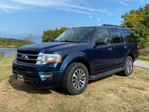 2017 Ford Expedition for sale at TINKER MOTOR COMPANY in Indianola OK