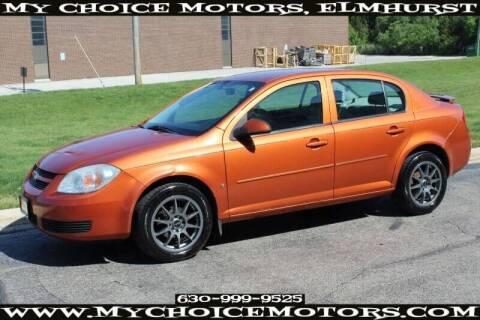 2006 Chevrolet Cobalt for sale at My Choice Motors Elmhurst in Elmhurst IL