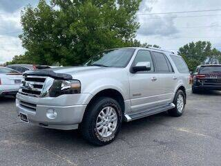 2014 Ford Expedition for sale at North Imports LLC in Burnsville MN