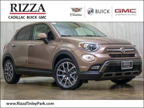 2018 FIAT 500X for sale at Rizza Buick GMC Cadillac in Tinley Park IL