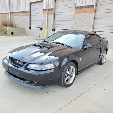 2004 Ford Mustang for sale at 601 Auto Sales in Mocksville NC