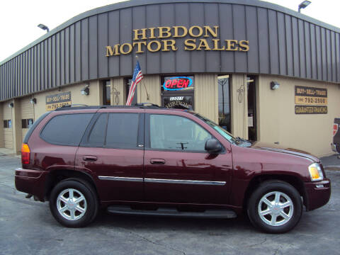 2007 GMC Envoy for sale at Hibdon Motor Sales in Clinton Township MI