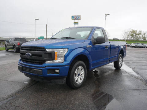2018 Ford F-150 for sale at FOWLERVILLE FORD in Fowlerville MI