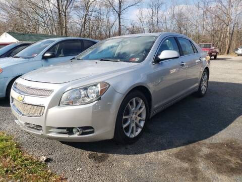2011 Chevrolet Malibu for sale at Ona Used Auto Sales in Ona WV