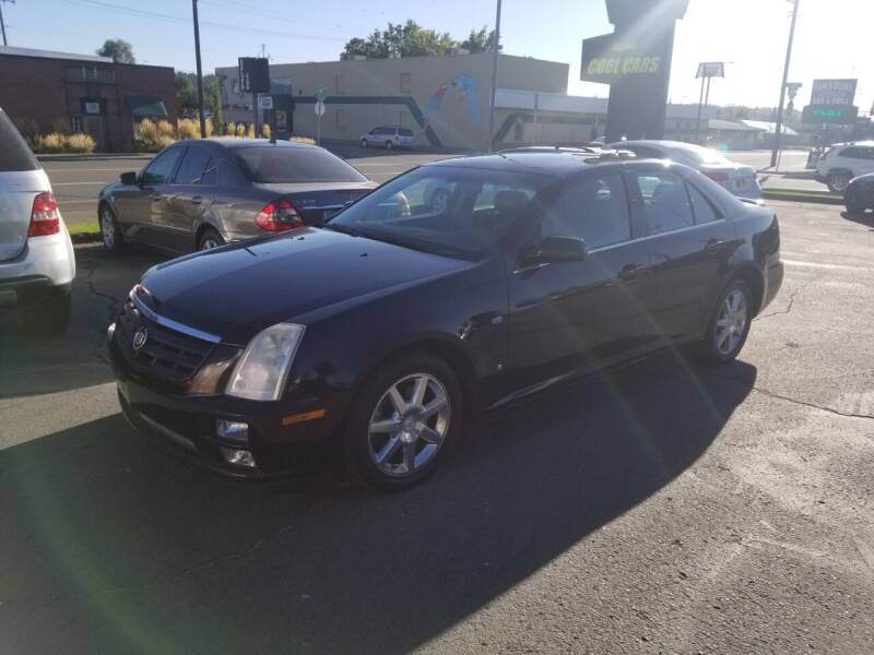 2007 Cadillac STS for sale at Cool Cars LLC in Spokane WA