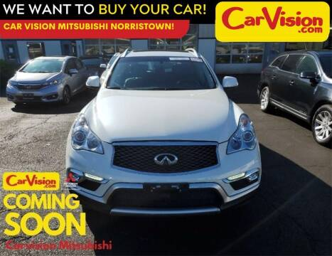 2017 Infiniti QX50 for sale at Car Vision Mitsubishi Norristown in Norristown PA