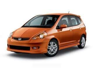 2008 Honda Fit for sale at BORGMAN OF HOLLAND LLC in Holland MI