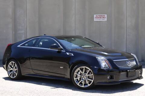 2012 Cadillac CTS-V for sale at Albo Auto in Palatine IL