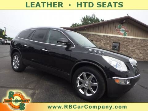 2008 Buick Enclave for sale at R & B CAR CO - R&B CAR COMPANY in Columbia City IN