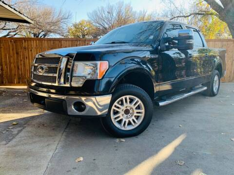 2010 Ford F-150 for sale at DFW Auto Provider in Haltom City TX
