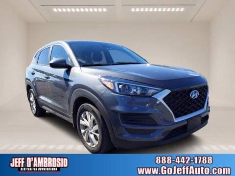 2019 Hyundai Tucson for sale at Jeff D'Ambrosio Auto Group in Downingtown PA
