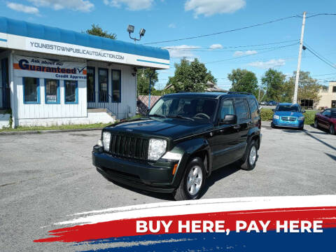 2010 Jeep Liberty for sale at E.L. Davis Enterprises LLC in Youngstown OH