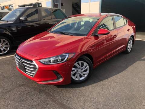 2017 Hyundai Elantra for sale at Best Auto Group in Chantilly VA