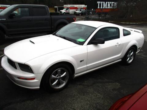 2007 Ford Mustang for sale at NORTH GEORGIA Sales Center in La Fayette GA