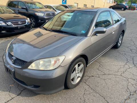 2004 Honda Civic for sale at Alexandria Auto Sales in Alexandria VA