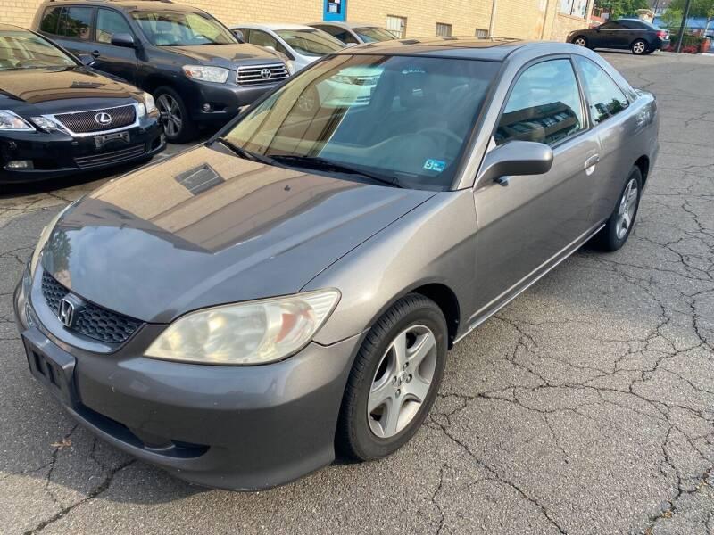 2004 Honda Civic for sale at Alexandria Auto Sales in Alexandria VA