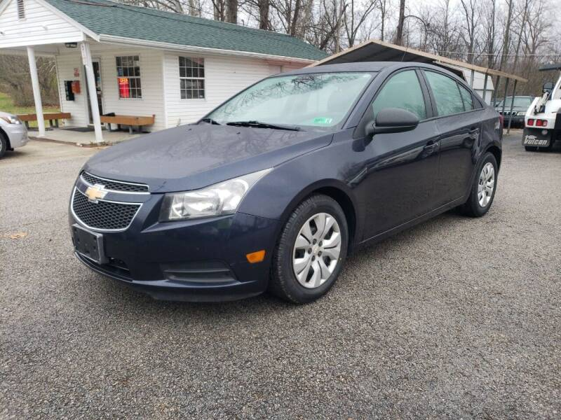 2014 Chevrolet Cruze for sale at Ona Used Auto Sales in Ona WV