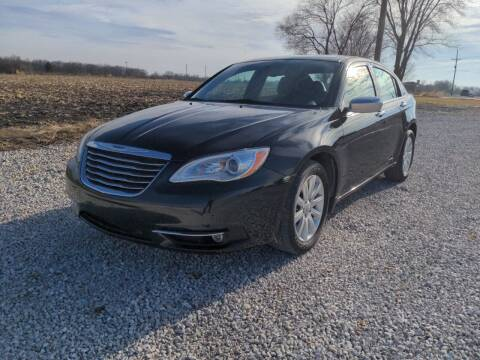 2014 Chrysler 200 for sale at Savannah Motors in Elsberry MO