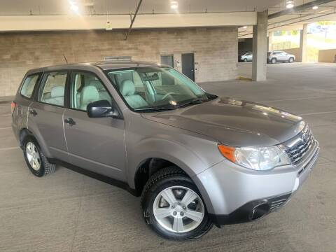 2009 Subaru Forester for sale at CarDen in Denver CO