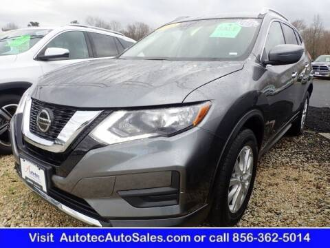 2020 Nissan Rogue for sale at Autotec Auto Sales in Vineland NJ