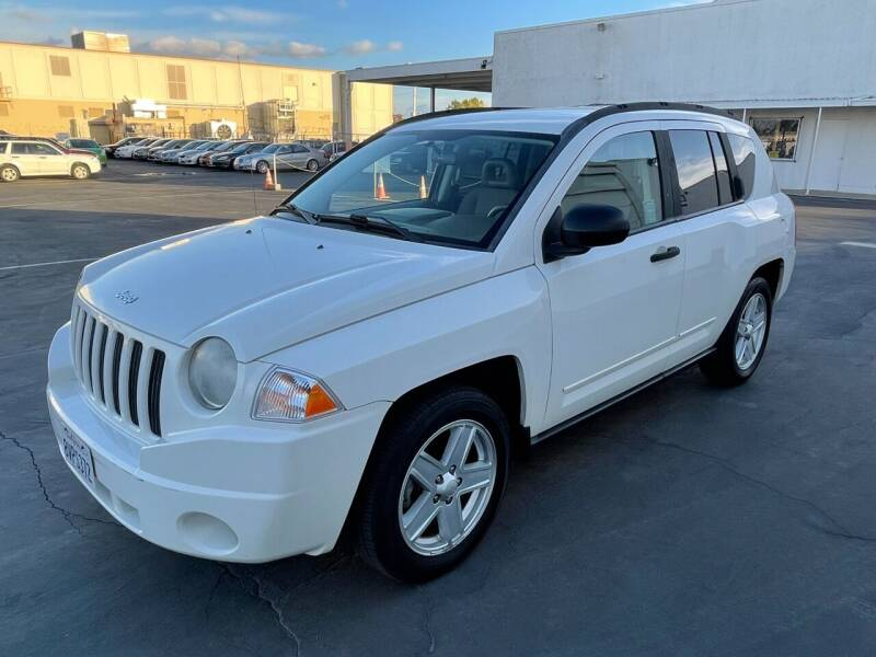 2008 Jeep Compass for sale at PRICE TIME AUTO SALES in Sacramento CA