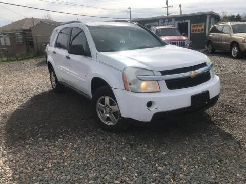 2009 Chevrolet Equinox for sale at 3-B Auto Sales in Aurora CO