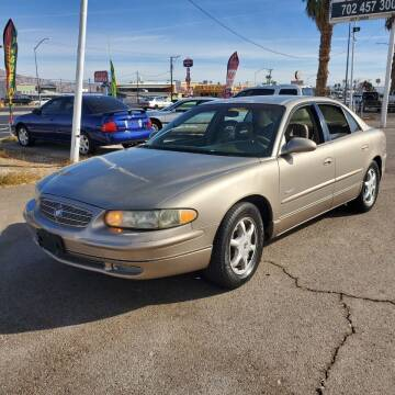 2001 Buick Regal for sale at TJ Motors in Las Vegas NV