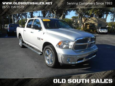 2017 RAM Ram Pickup 1500 for sale at OLD SOUTH SALES in Vero Beach FL