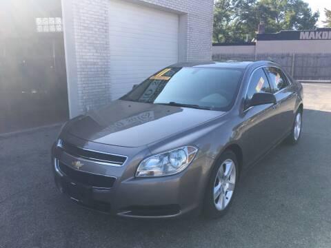 2011 Chevrolet Malibu for sale at New Clinton Auto Sales in Clinton Township MI