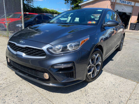 2020 Kia Forte for sale at Seaview Motors and Repair LLC in Bridgeport CT