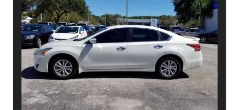 2014 Nissan Altima for sale at Krifer Auto LLC in Sarasota FL