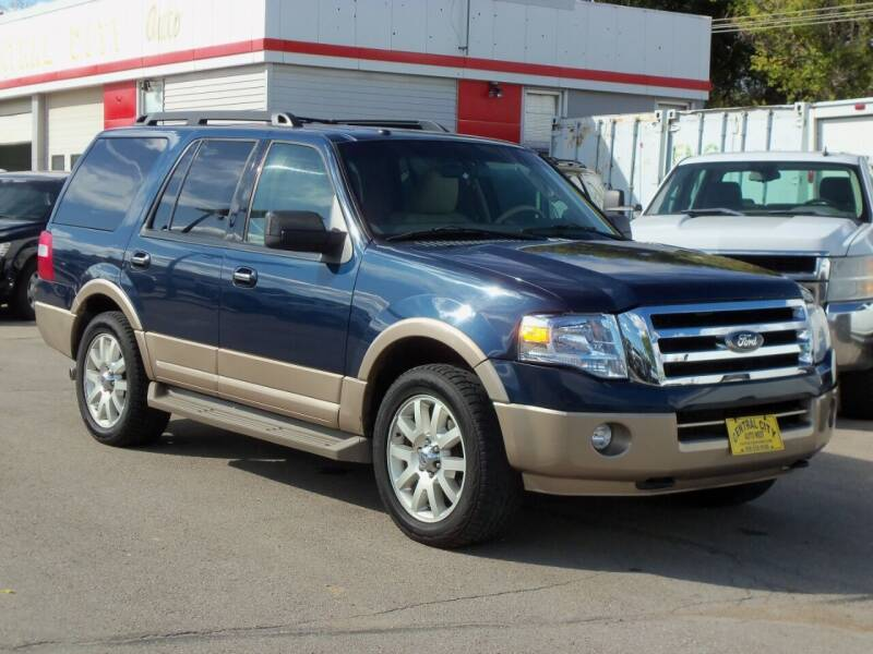 2014 Ford Expedition for sale at Central City Auto West in Lewistown MT