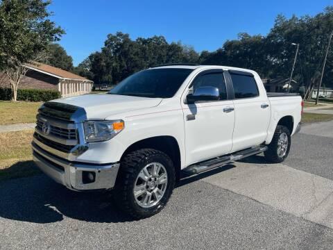 2014 Toyota Tundra for sale at P J Auto Trading Inc in Orlando FL
