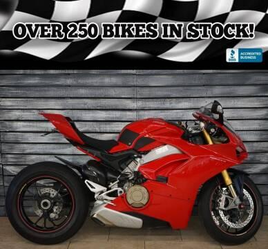 2019 Ducati Panigale V4S for sale at AZMotomania.com in Mesa AZ