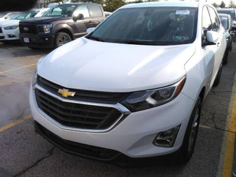2020 Chevrolet Equinox for sale at SHAFER AUTO GROUP in Columbus OH
